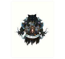 Wolves of Fenris Art Print