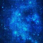 Blue Galaxy by tropicalsamuelv