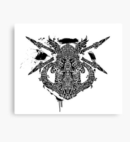 Boar of a time Canvas Print