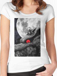 MADARA & KYUBI Women's Fitted Scoop T-Shirt