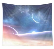 A world untouched Wall Tapestry