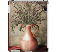 Still Life I iPad Case/Skin