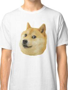 shibe doge face Classic T-Shirt