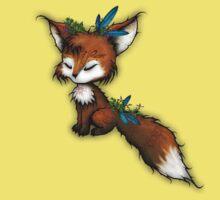 Spirit Fox - Totem Animal  Kids Clothes