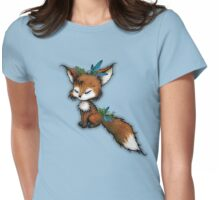 Spirit Fox - Totem Animal  Womens Fitted T-Shirt