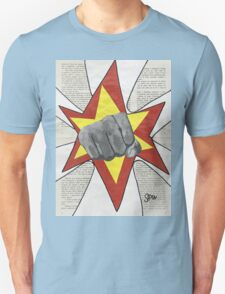 Super Awesome Fist Bumping! Unisex T-Shirt
