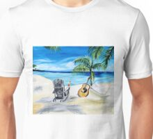 Beach Time with Martin Unisex T-Shirt