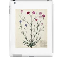 Vintage Botanical l iPad Case/Skin