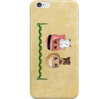 Chibi Saudi Arabians iPhone Case/Skin