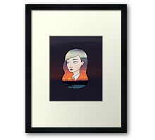 Evenfall Twilight Framed Print