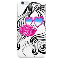 Glamour Pop iPhone Case/Skin