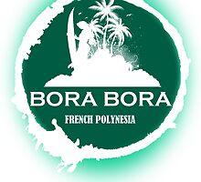 Bora Bora Angel's Paradise by dejava