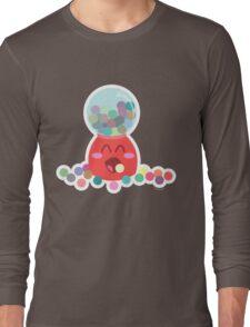 Bubble Gum Machine Long Sleeve T-Shirt