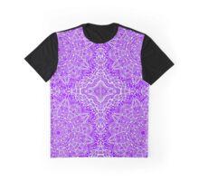 Royal Purple Mandalas  Graphic T-Shirt
