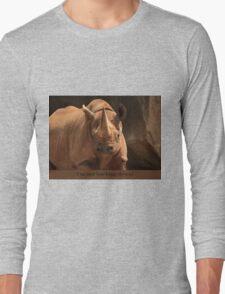 I'm not backing down! T-Shirt