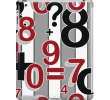 """""""School fun"""" Design for students and kids. iPad Case/Skin"""
