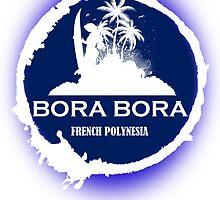 Bora Bora Summer Paradise by dejava