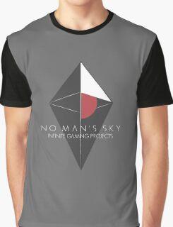 No Man's Sky Infinite Gaming Design Graphic T-Shirt