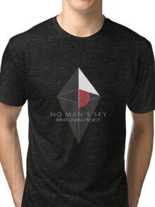 No Man's Sky Infinite Gaming Design Tri-blend T-Shirt