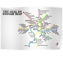 Funny DC Metro Poster