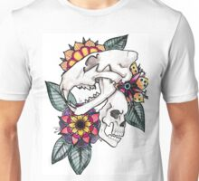 Cat Bouquet Unisex T-Shirt