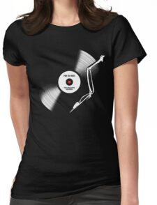 post-apocalyptic birdsongs in 33 rpm T-Shirt