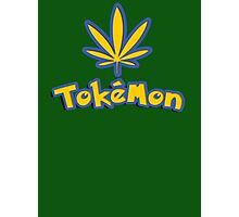 Tokemon - gotta smoke em all Photographic Print