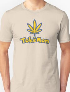 Tokemon - gotta smoke em all Unisex T-Shirt
