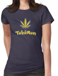 Tokemon - gotta smoke em all Womens Fitted T-Shirt