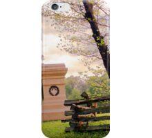 Shiloh Battlefield-048823 iPhone Case/Skin