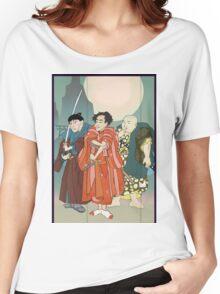 Three Samurai Women's Relaxed Fit T-Shirt