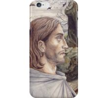 Beren the Solitary Outlaw iPhone Case/Skin