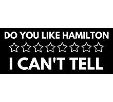 Give Review to Hamilton Photographic Print