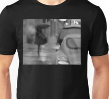 A Walk in the Rain Unisex T-Shirt
