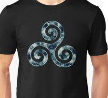 TRISKELE - storm clouds Unisex T-Shirt