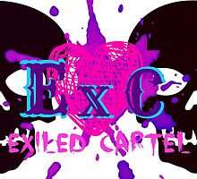 Exiled Cartel Logo - Female Version by BW303-Gaming