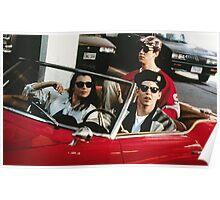 Ferris Bueller 2 Poster