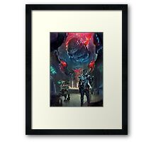 Nephilim Lab Framed Print