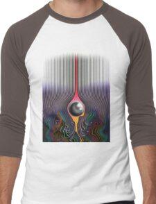 Tame Impala - Currents Artwork Men's Baseball ¾ T-Shirt