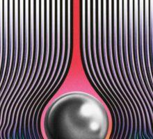 Tame Impala - Currents Artwork Sticker