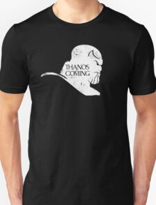 Thanos is Coming Unisex T-Shirt