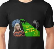 Doctor Who: Invasion of the Cat People Unisex T-Shirt