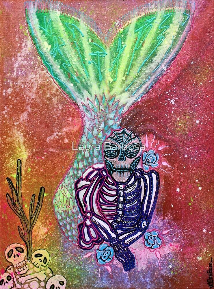 Mad Mermaid Myrtle by Laura Barbosa