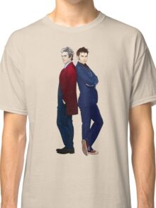 Doctor Who - Doctor 10 & Doctor 12 Classic T-Shirt
