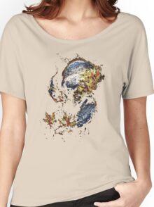 Venice Mask Blue Devil Women's Relaxed Fit T-Shirt