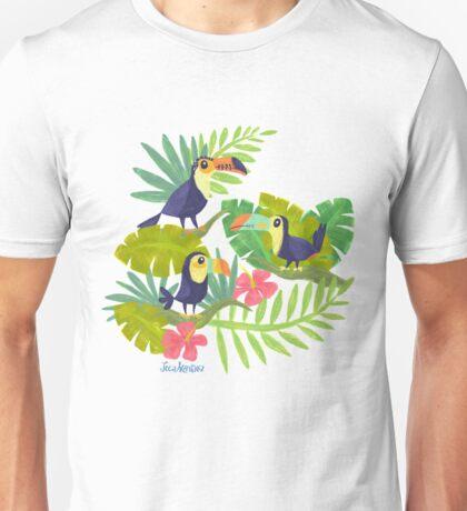 Toucan Paradise Unisex T-Shirt