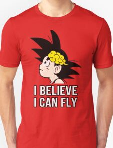 I Believe I Can Fly Unisex T-Shirt