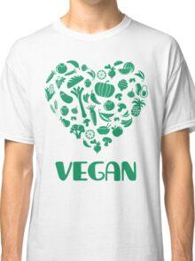 Vegan Lover Classic T-Shirt