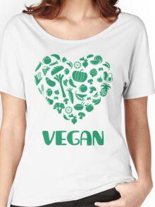 Vegan Lover Women's Relaxed Fit T-Shirt