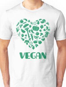 Vegan Lover Unisex T-Shirt